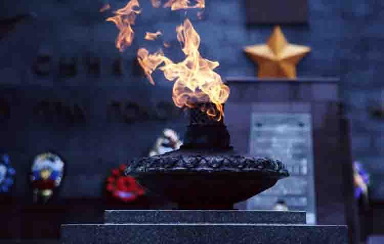 огонь Вечной славы