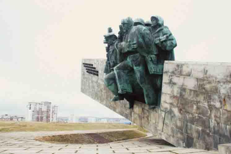 Мемориальный комплекс «Малая Земля»