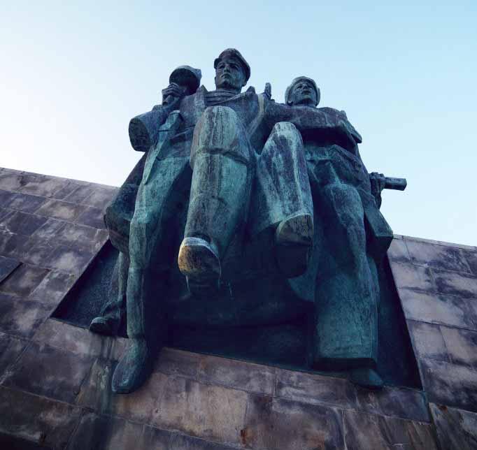 Малая Земля - история Великой Отечественной Войны