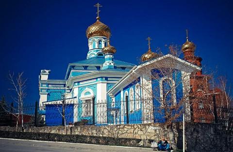 храмы Новороссийска